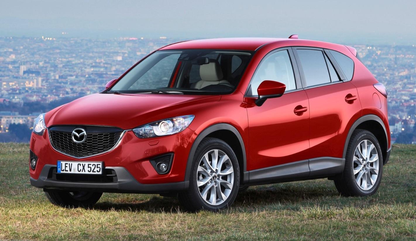 Знакомимся с Mazda CX-3 и делимся первыми впечатлениями