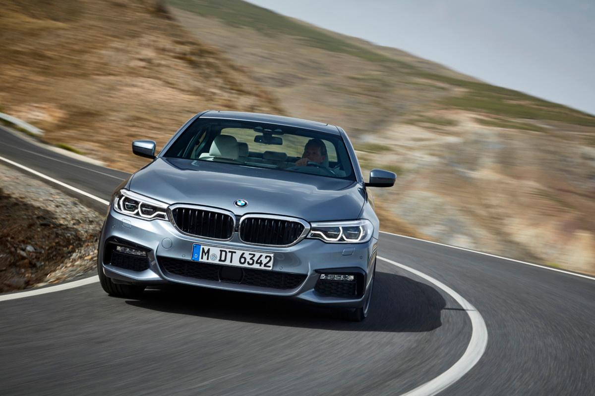 Расход топлива и реальный пробег гибридной BMW 530e на электричестве