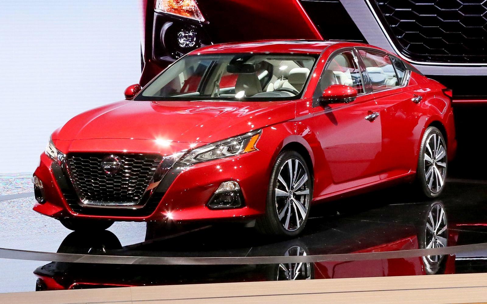Teana, вернись: Nissan показал новый бизнес-седан