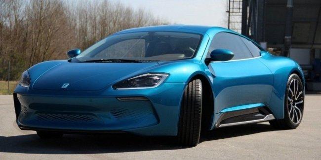Воскрешение Isdera: компания построила новый суперкар