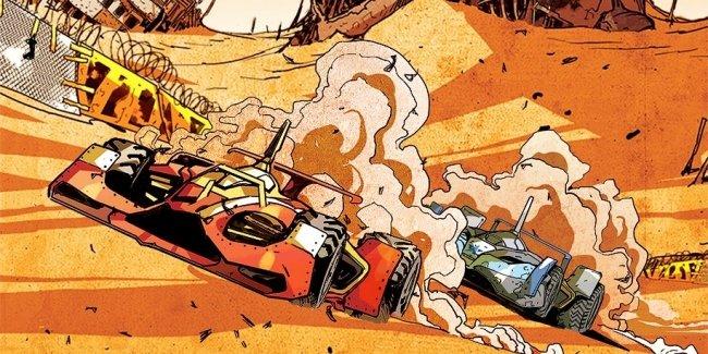 Компания Ferrari стала выпускать комиксы