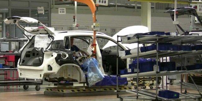 Skoda переводит часть производства в Германию