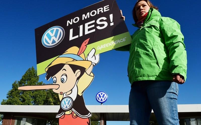 Дизельгейт для Volkswagen продолжается
