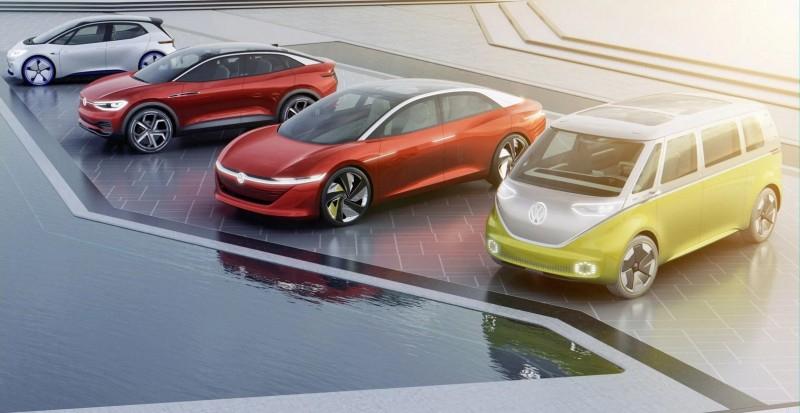 Продукция VW станет менее «немецкой» и получит новый логотип