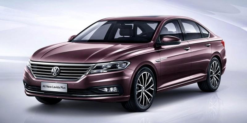 Volkswagen Lavida Plus дебютировал в Китае