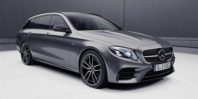 Седан и универсал Mercedes-Benz E-Class стали «заряженными» гибридами