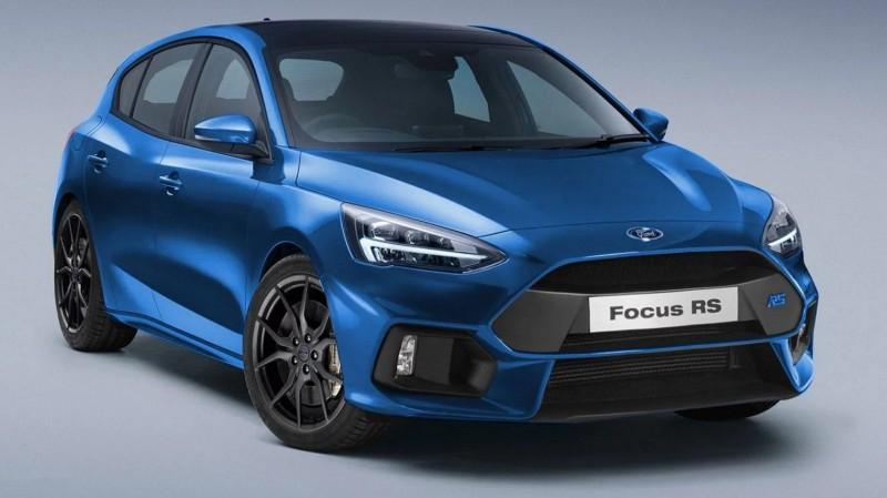 Следующая итерация Ford Focus RS придет в 2020 году