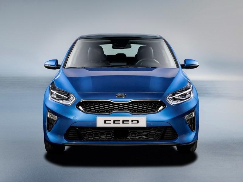 Kia Ceed предложит еще две модели — Shooting Brake и кроссовер