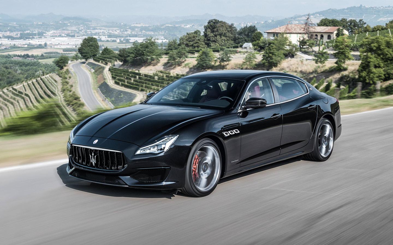 Первые эмоции от Maserati Quattroporte 2018