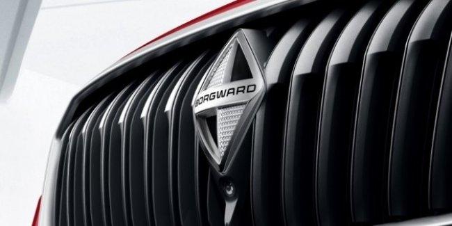 Самый дешёвый кроссовер Borgward: первые фото без камуфляжа