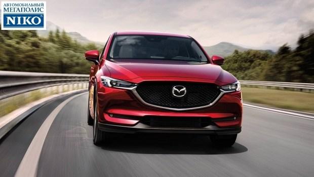 Испытайте на тест-драйве кроссовер года — Mazda CX-5 от автосалона «НИКО Истлайн Мегаполис»
