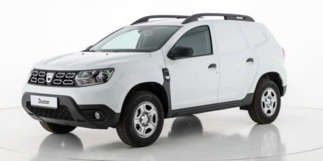 Новый Duster стал развозным фургоном