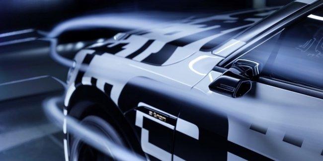 Серийный электрокроссовер Audi получит «виртуальные» зеркала