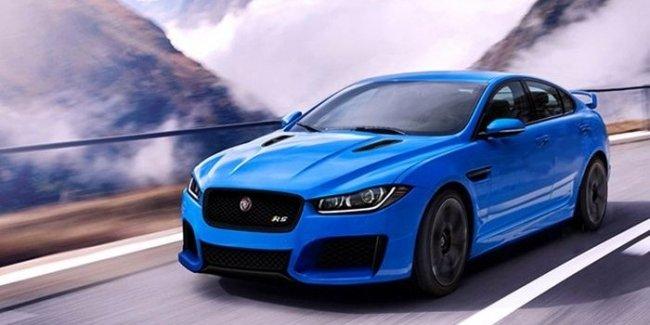 Что Jaguar готовит в прототипе нового XE S