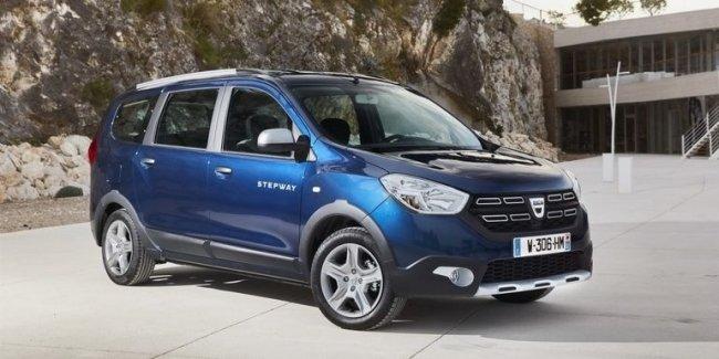 Renault превратит новый Lodgy в доступный и вместительный кроссовер