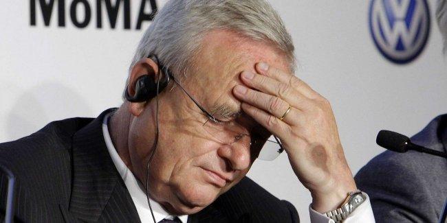 Экс-руководителю Volkswagen представит иск на 100 миллионов долларов