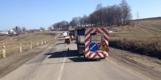 На Луганщине восстанавливают дороги государственного значения