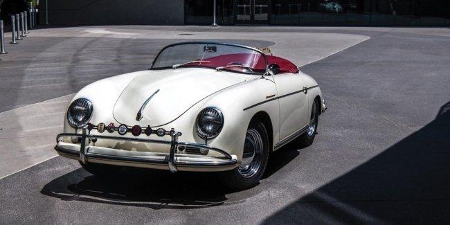 Porsche, пробывший в один руках 51 год, выставят на торги