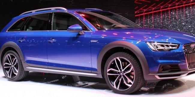Audi откажется от участия в Детройтском автосалоне