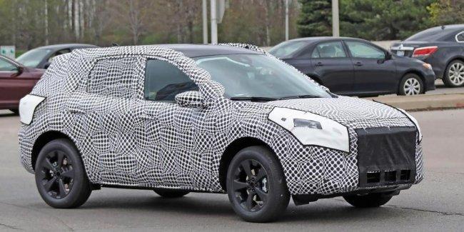 Ford Kuga нового поколения превратят в гибрид