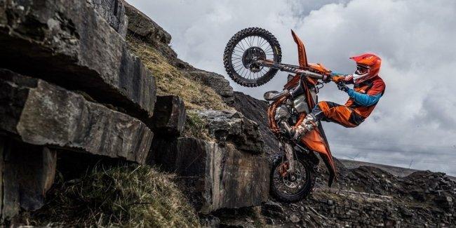 Обновленный модельный ряд KTM EXC 2019