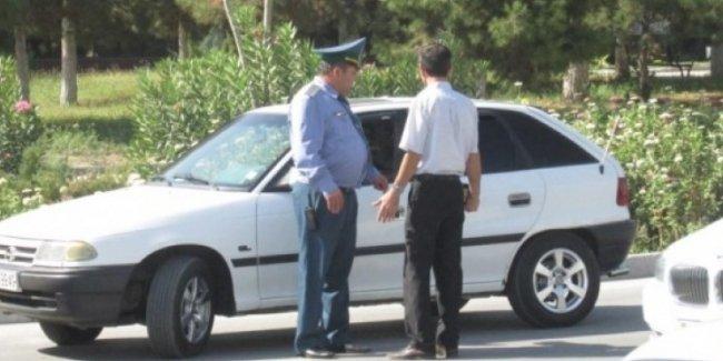 Власти Туркменистана продолжают шокировать автомобилистов