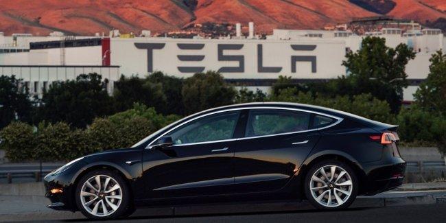 Маск заявил о риске банкротства Tesla