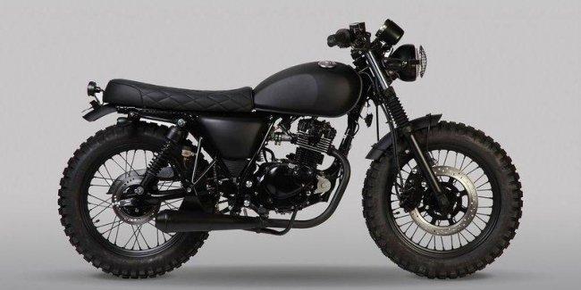 Мотоцикл Толстый шабаш от Mutt Motorcycles