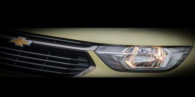 Обновлённый компактвэн Chevrolet Spin показался на официальных фото