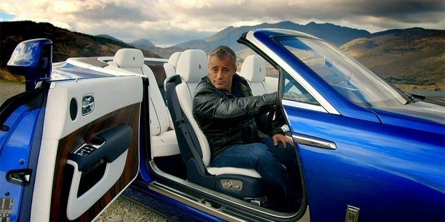 Актер Мэтт Леблан покидает Top Gear