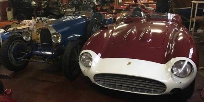 В Украине предлагают купить старинную Ferrari за $19 миллионов