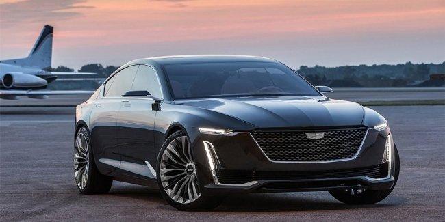 С 2020 года все модели Cadillac получат автопилот
