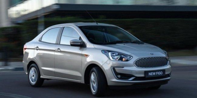 «Бюджетник» Ford после рестайлинга обзавёлся новым мотором