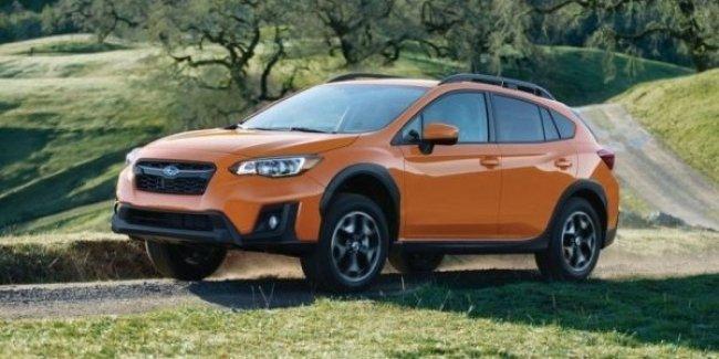 Стала известна стоимость нового гибрида Subaru Crosstrek