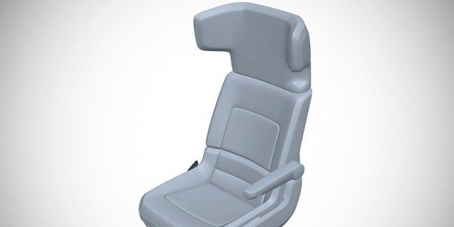 Volkswagen запатентовал «ушастые» кресла