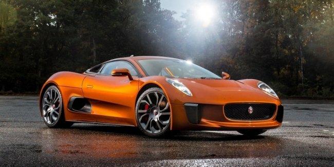 Jaguar задумался об электрическом гиперкаре