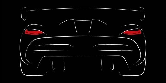 Koenigsegg анонсировал новый гиперкар