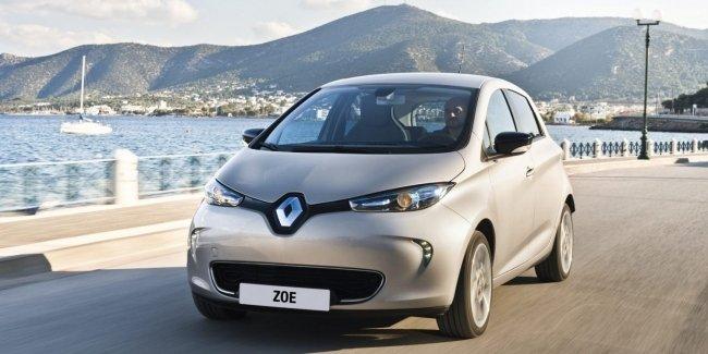 В дилерском центре Renault АИС Автокрай стартовали продажи электромобилей