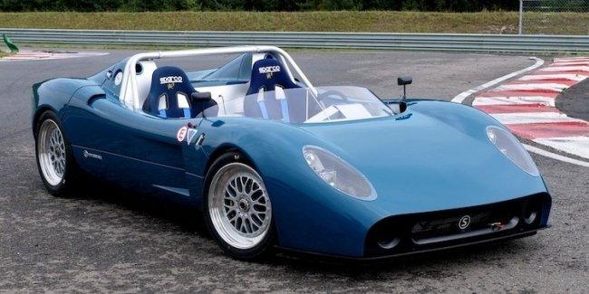 Голландцы построили автомобиль с редким кузовом
