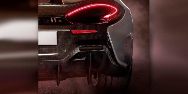 McLaren анонсировал экстремальную версию суперкара 570S
