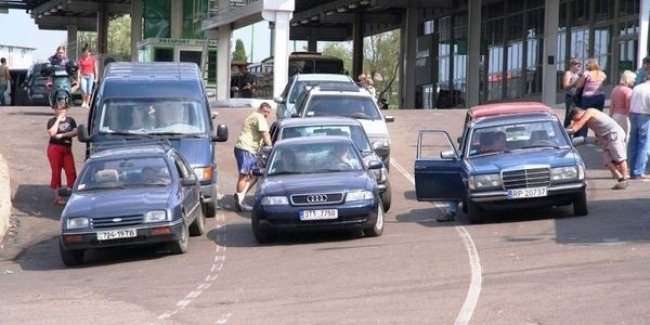 Ввоз подержанных автомобилей может подешеветь