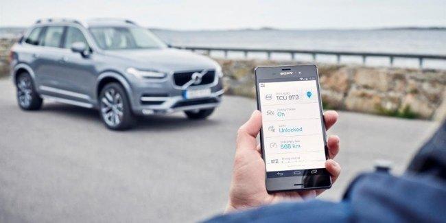 Cистема Volvo On Call відтепер доступна для українського ринку