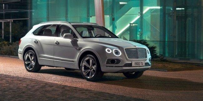«Ускоренный» суперкроссовер Bentley будет легко узнать