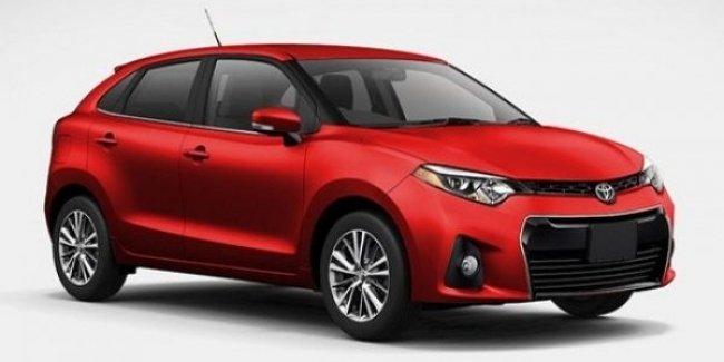 Опубликованы фото бюджетного хэтчбека Toyota на базе Suzuki Baleno