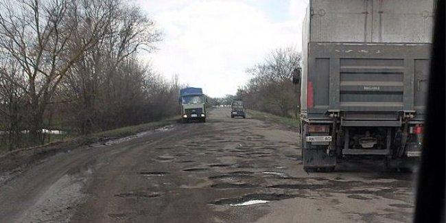 На Днепропетровщине дорога после ремонта стала радиоактивной