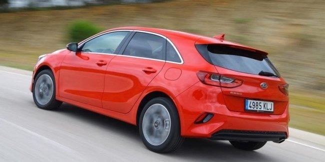 Семейство Kia Ceed расширится до четырех моделей