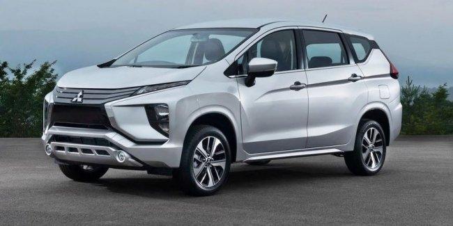 Mitsubishi анонсировала выход бюджетной версии кроссвэна Xpander