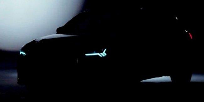 Самый продаваемый кроссовер Audi устроил стриптиз перед мировой премьерой