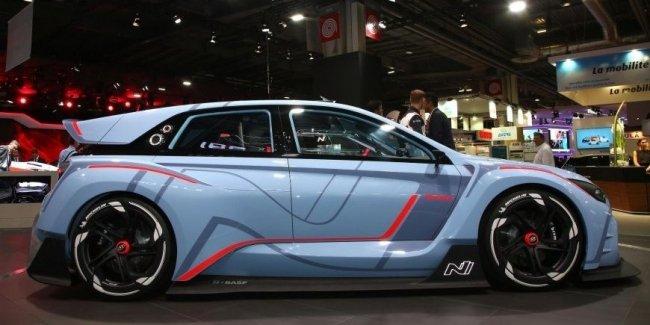 Hyundai подала заявку на регистрацию имени Styx