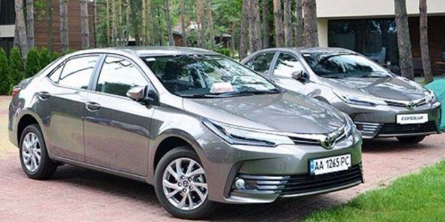 Генпрокуратура закупает Toyota, а НацБанк – электромобили